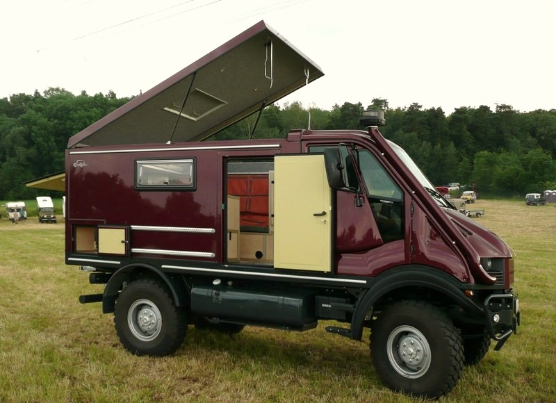 New Used RVs Oka 4X4 Off Road Travel Poptop For Sale By Owner