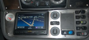 BEV Touchscreen