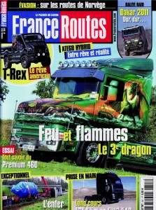 France Routes__T-REX Cover