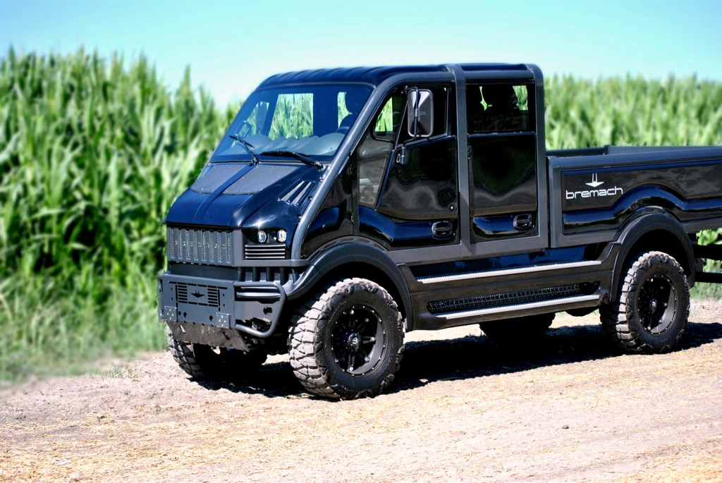 "Bremach T-Rex » BREMACH USA's ""Electric Super Truck"" (and other headlines)"